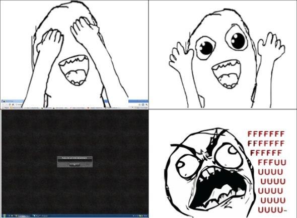 Комикс про тестовый сервер Танков онлайн