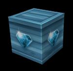 ящик с кристаллом