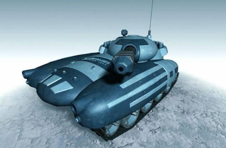 Конкурс «Будущее танков»