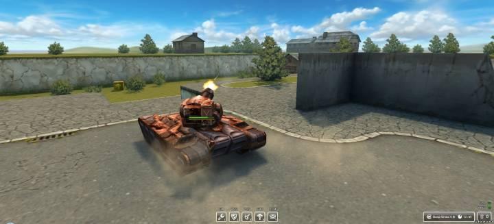 картинка вулкана из танков онлайн