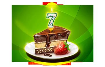 Седьмой День рождения Танков онлайн
